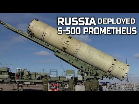 Russia's S-500 Missile Defence System To Be Deployed- Could Make Patriot, THAAD, F-35s Obsolete?