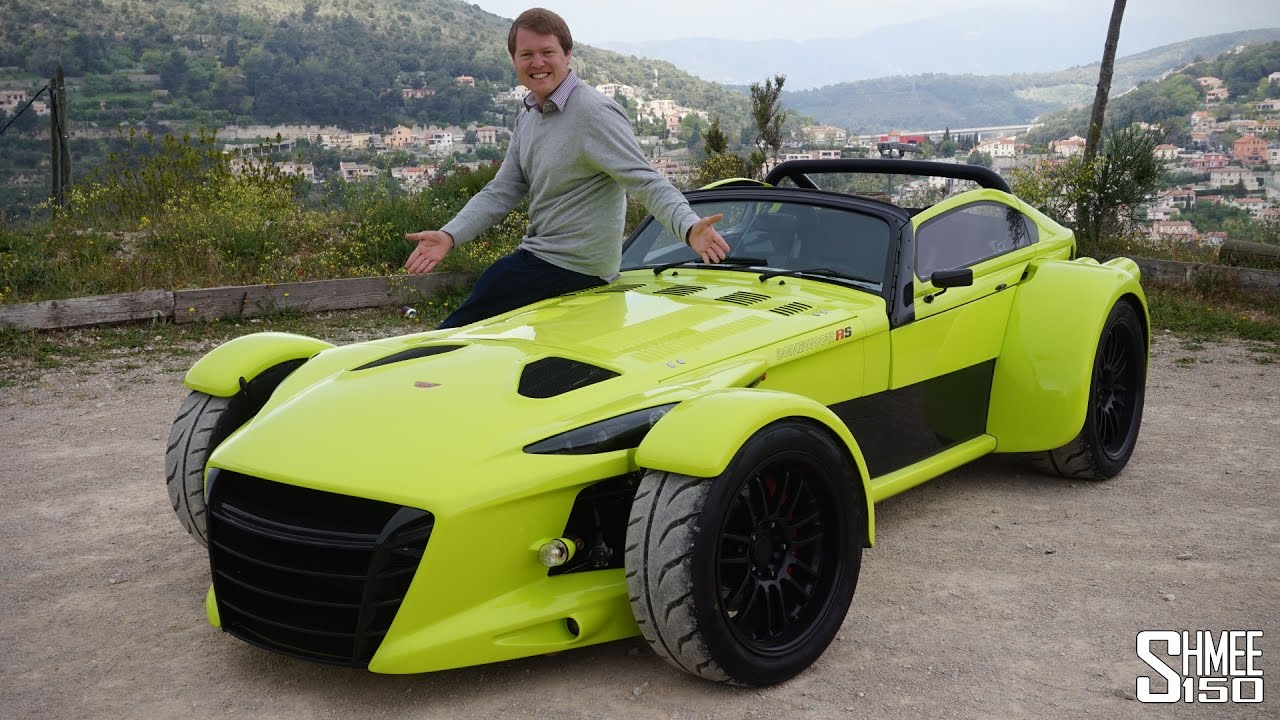 bonkers donkers the donkervoort d8 gto rs is faster than my 675lt youtube. Black Bedroom Furniture Sets. Home Design Ideas