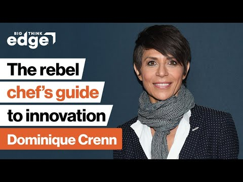 Dominique Crenn: The rebel chef's guide to innovation | Big Think Live