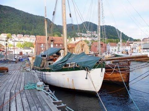 Prohlídka lodě zakončená koupačkou Virtual boat tour (in czech)