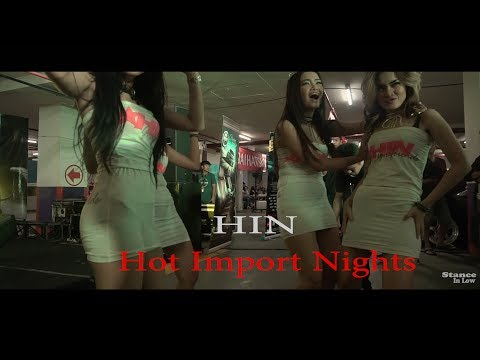 HIN Hot Import Nights Medan 2017- Mobil Ceper Pada Kumpul