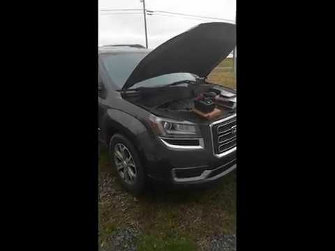 Gmc Acadia 2015 Fuse Block Replacement No High Low Beams Youtube