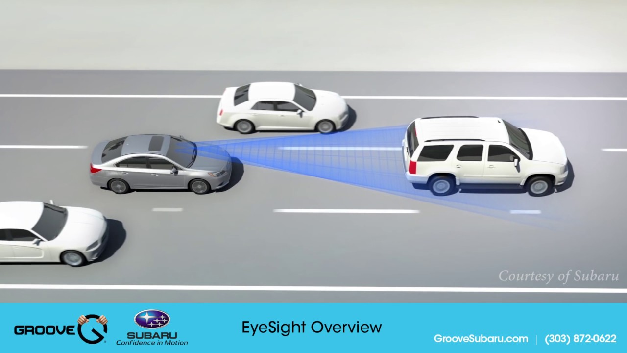 Subaru Eyesight Video >> Everything You Need To Know About Subaru Eyesight