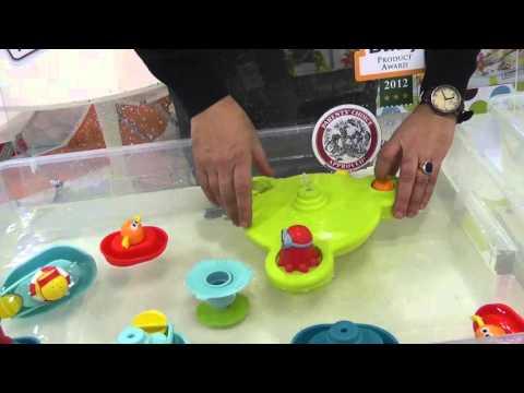 Yookidoo Baby Bath Toys