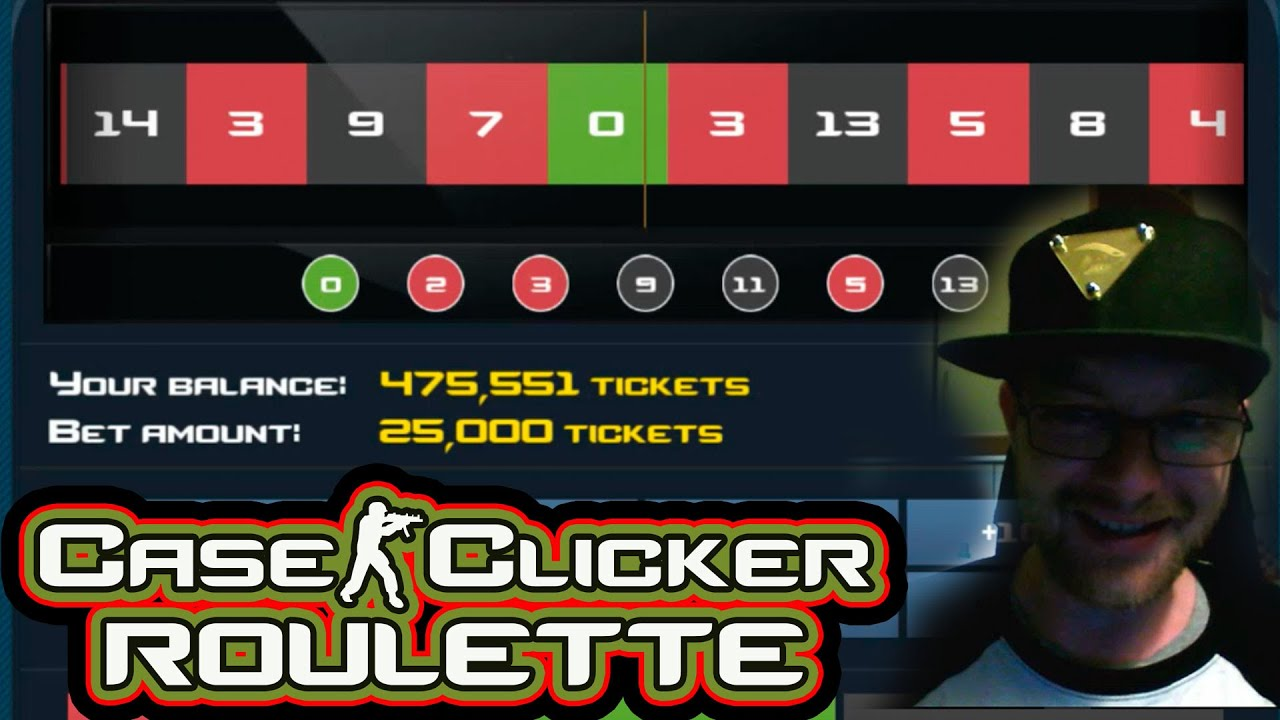 How to unlock the roulette system in case cllicker cinema casino saint cyr programme