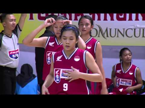 ADU Gold Coast All Stars v DBL All Star: Girls