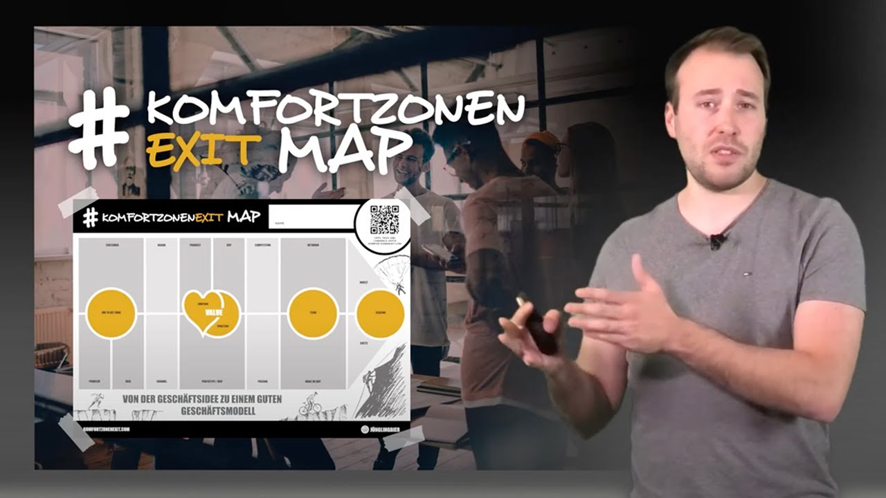KomfortzonenExit Map