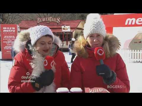 Daytime Ottawa visits Winterlude 2017!