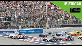 Monster Energy NASCAR Cup Series - Full Race - Consumers Energy 400