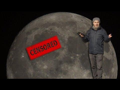 Наблюдаем транзит МКС на фоне Луны!