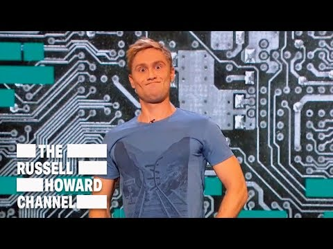 Are Robots Gonna Take Over The Human Race? – The Russell Howard Hour