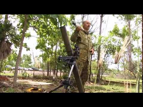 Australian Mortar Display