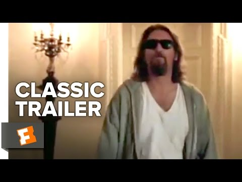 The Big Lebowski (1998) Official Trailer #2 - Jeff Bridges, John Goodman Movie HD