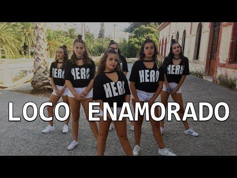 LOCO ENAMORADO- ABRAHAM MATEO, FARRUKO Y CHRISTIAN DANIEL (DANCE VIDEO) COREOGRAFÍA  OFICIAL