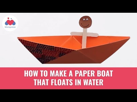 DIY Ideas For Summer School Projects | DIY Paper Crafts | Origami Crafts | Momspresso