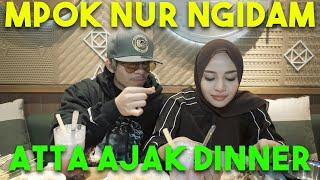AUREL NGIDAM ATTA Ajak DINNER ROMANTIS di Padang Petir