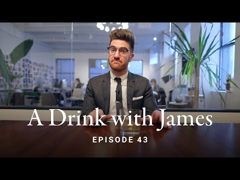 A Drink with James Episode 43 - Reaching out to PR, Agencies, Getting work outside of a major city