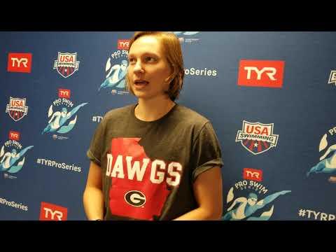 Melanie Margalis, 400 IM, Indianapolis Pro Swim Series