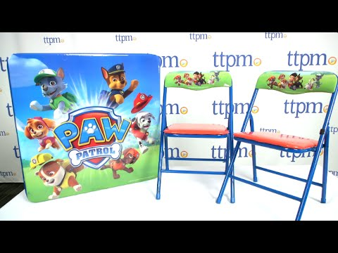 Paw Patrol Table and Chair Set from Kids Only