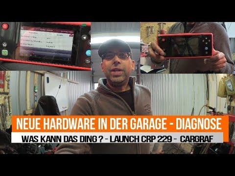 neue hardware in der garage launch crp 229 was kann. Black Bedroom Furniture Sets. Home Design Ideas