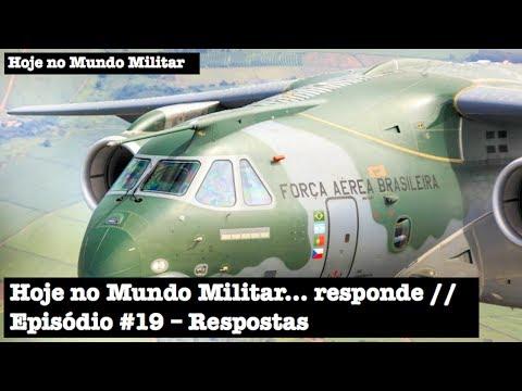 Hoje no Mundo Militar Responde #19 - Respostas