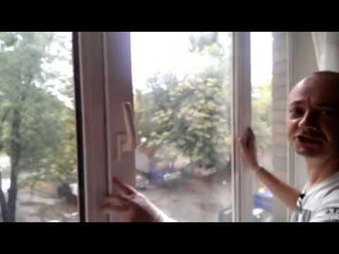 Как сделать чтобы пластиковое окно не открывалось