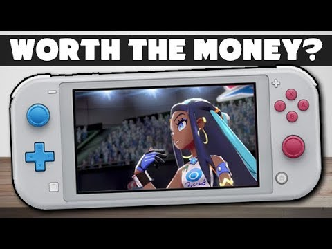 is-the-nintendo-switch-lite-worth-it?