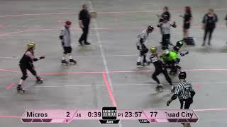 BrewHaHa 2018 Game 21 BCB Micro bruisers vs Quad City Orphan