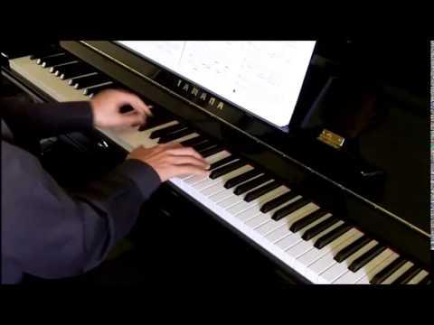 Faber Piano Adventures Performance Book Level 4 No.7 Liszt Liebestraum (P.14)