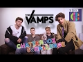 The Vamps | Chatterbox Challenge | CBBC video & mp3