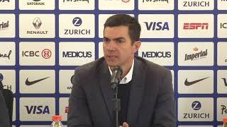 FRANCISCO  Carlos Martearena – Pte. Unión de Rugby de Salta