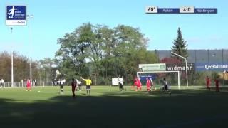 A-Junioren - VfR Aalen vs. FC Nöttingen 4:0 - Noah Feil