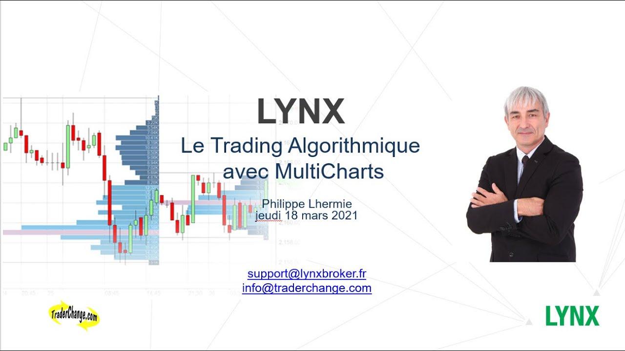 Le Trading Algorithmique