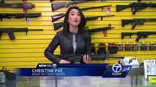 Local gun shops react to Dick's Sporting Goods announcement