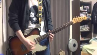 【FLOW】 GO!!! 弾いてみた 【かもしか】