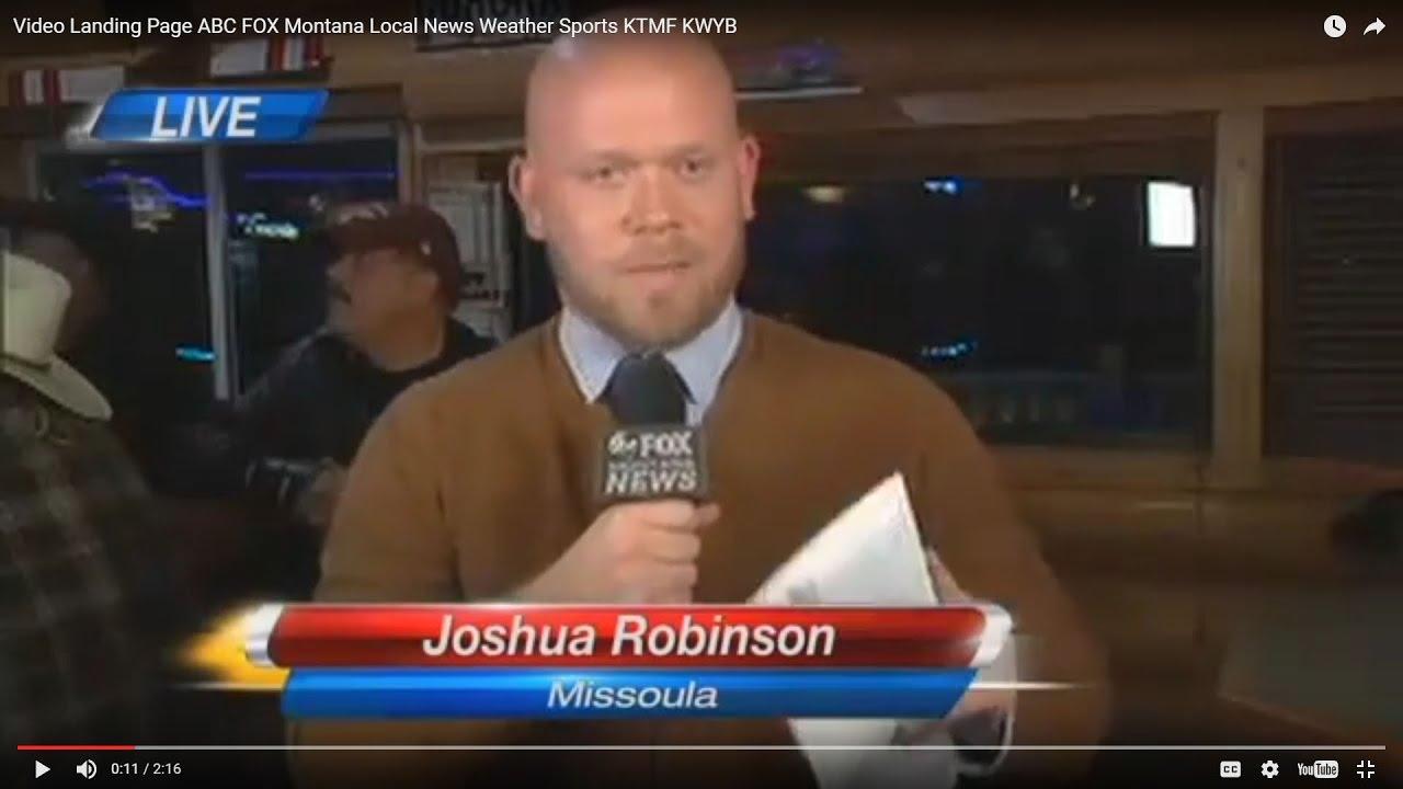 ABC FOX Montana Local News Weather Sports KTMF KWYB