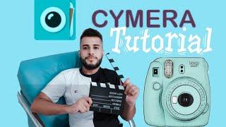 Conheça o Cymera e suas funções ( app que afina o rosto,escreve na foto,tem como juntar várias fotos