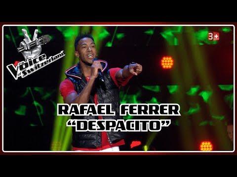 Rafael Ferrer - Despacito   Blind Auditions   The Voice of Switzerland