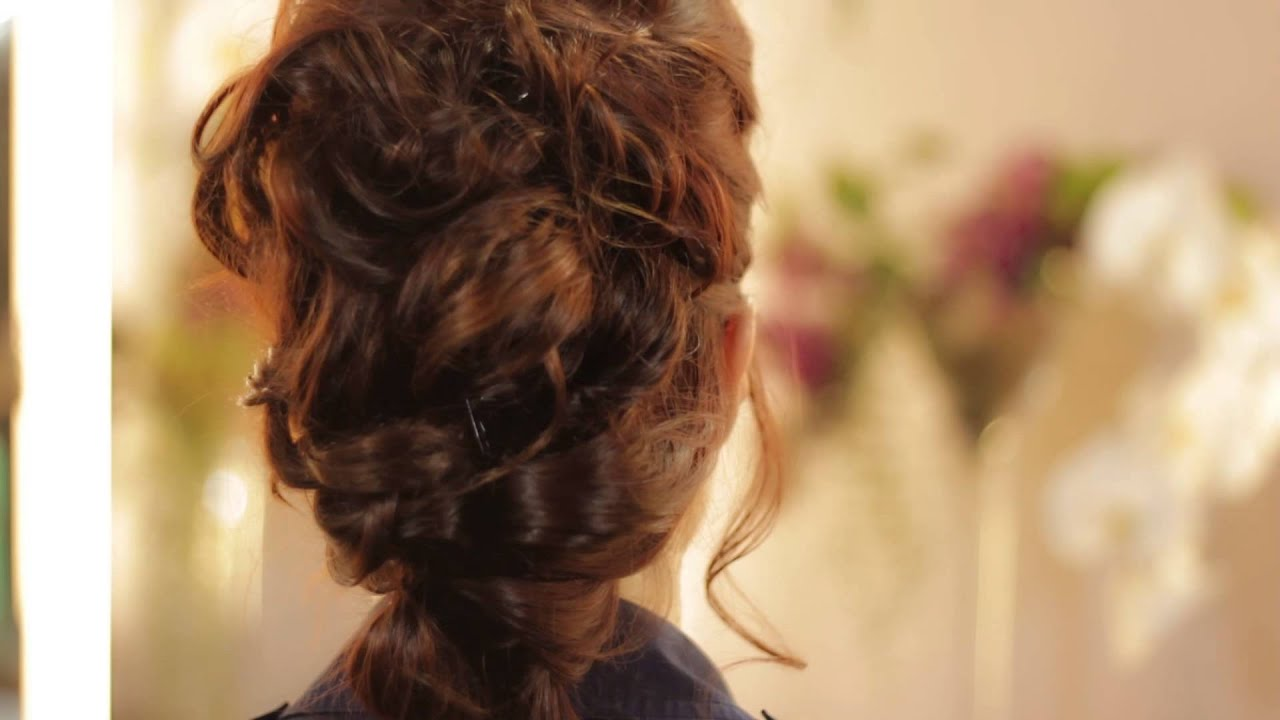 Hairstyles From The 19th Century For Modern Day Brides