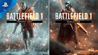 Road to Battlefield 5: Turning Tides and Apocalypse Giveaway Trailer | PS4