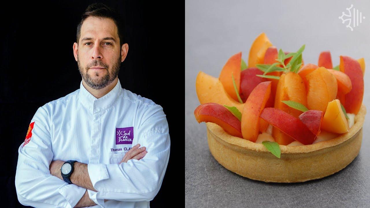 #CuisinezLocal : la tartelette aux abricots et verveine citronnelle