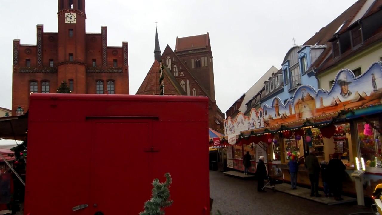 Weihnachtsmarkt Perleberg