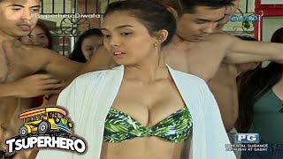 Tsuperhero Sexy Anna