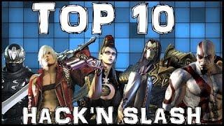 Top 10 Melhores Jogos Hack And Slash Do PS3 e Xbox 360