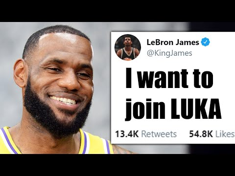 What NBA Players REALLY Think About Luka Doncic