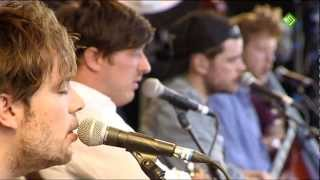 Mumford and sons - Lover of the light / Timshel - Live @ Pinkpop NL HQ