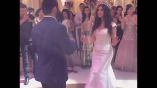 Армянская свадьба 2016. Танец жениха и невесты💑💛