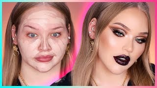FLAWLESS FALL/HALLOWEEN MAKEUP TRANSFORMATION!
