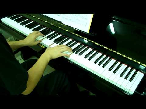 First Lessons in Bach Book 2 No.7 Gavotte BWV816 French Suite No.5 G Major 嘉禾舞曲