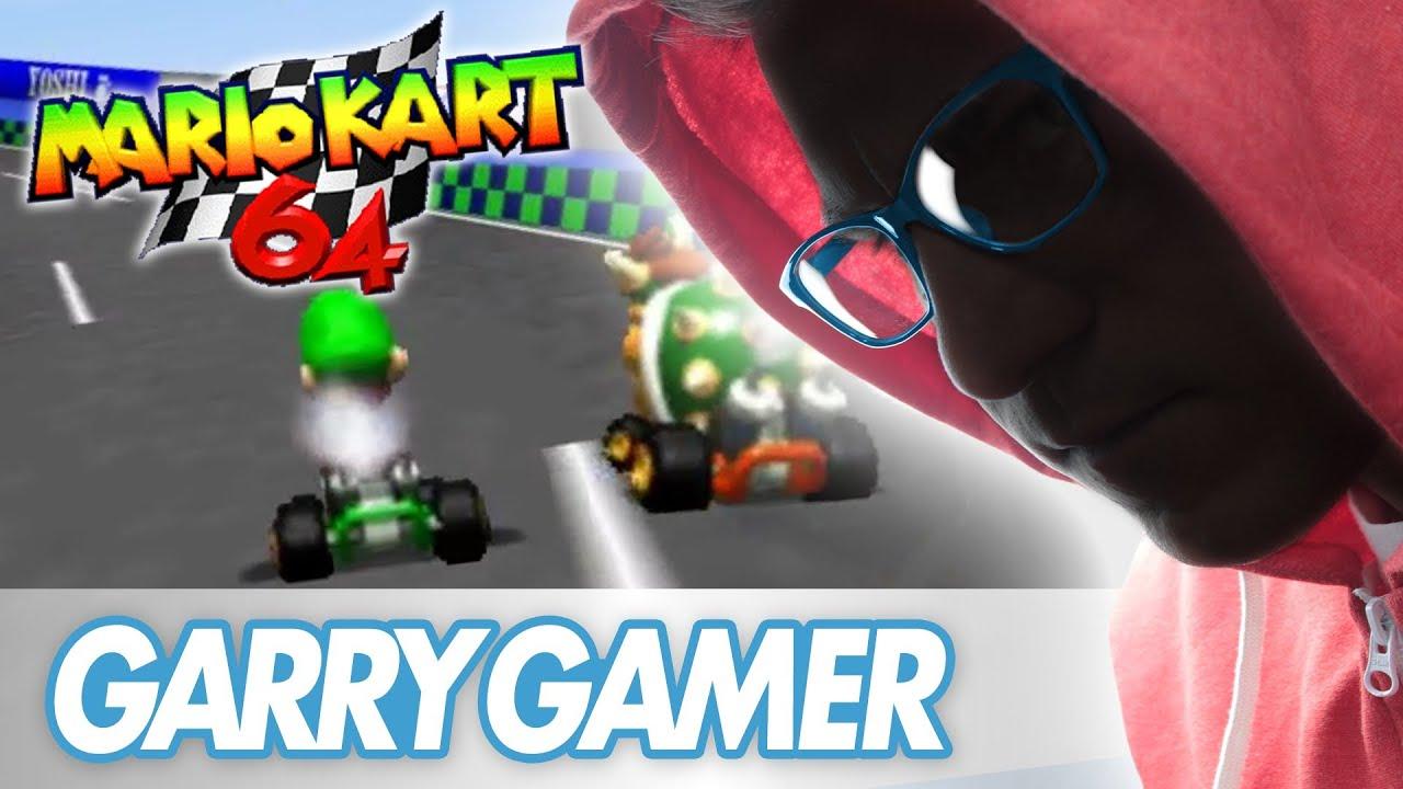 Mario Kart 64 - Garry Gamer - Rerez